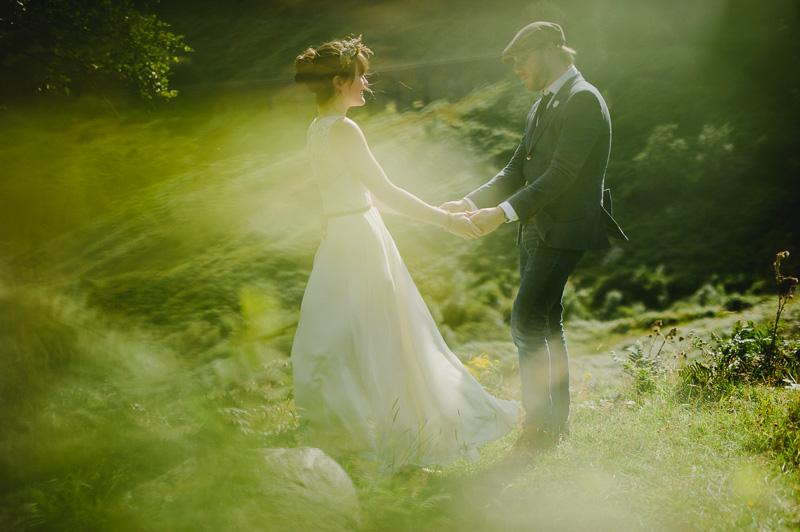 trossachs wedding photographer