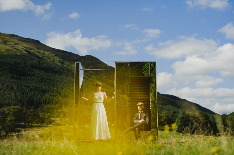 lommond trossachs wedding photographer
