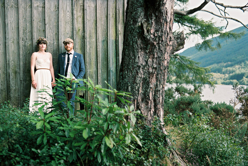 film wedding portra 160 nikon