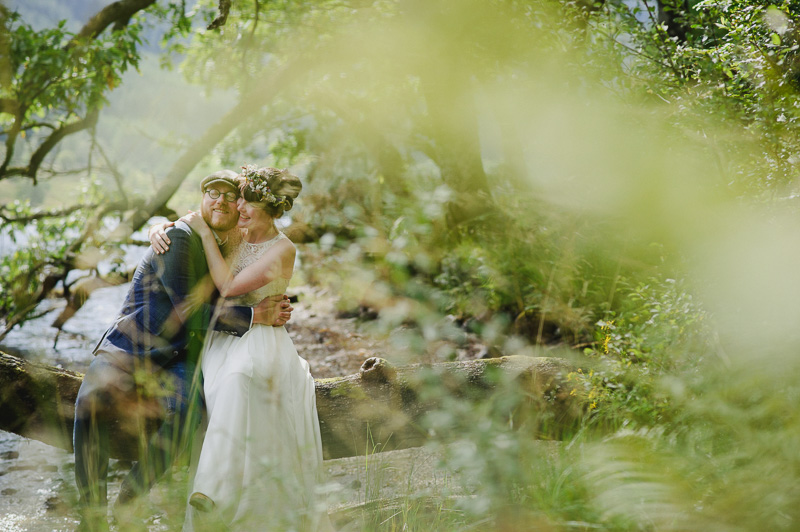 scotland honeymoon portraits