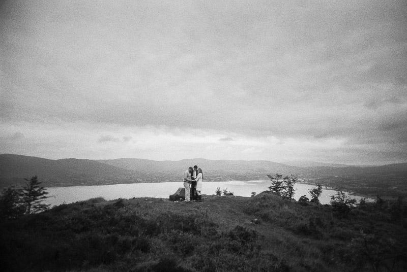mountain elopement ireland