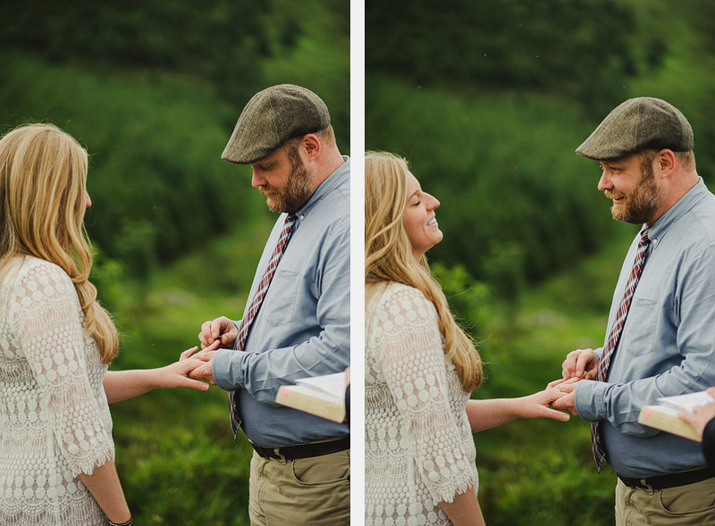 forest hill elopement ireland