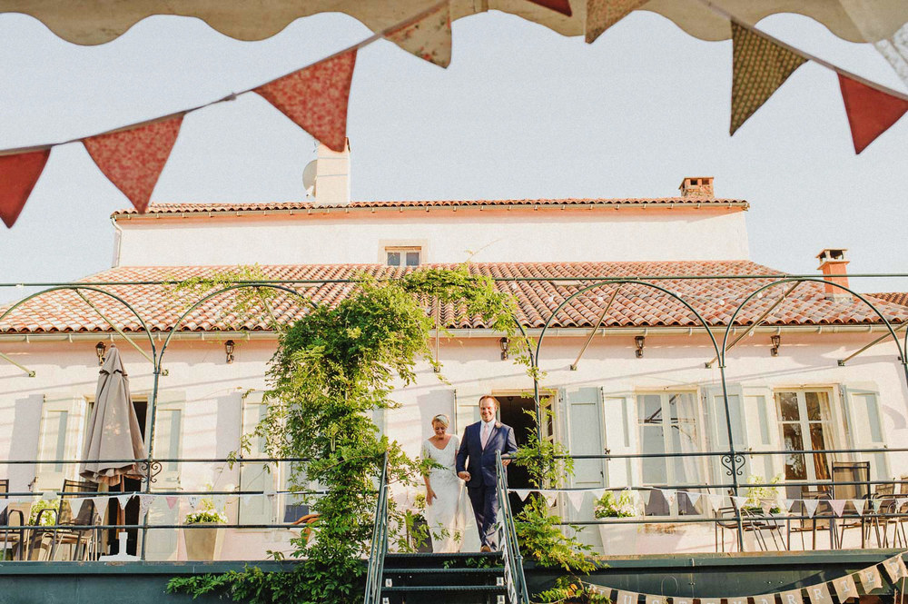 france marquee wedding
