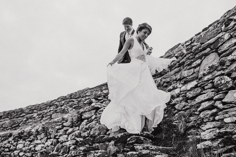 greenan fort wedding