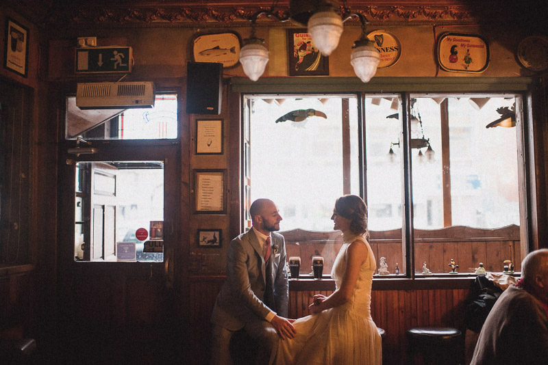 pub wedding dublin