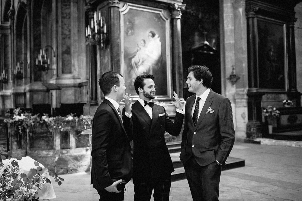 st merri wedding paris