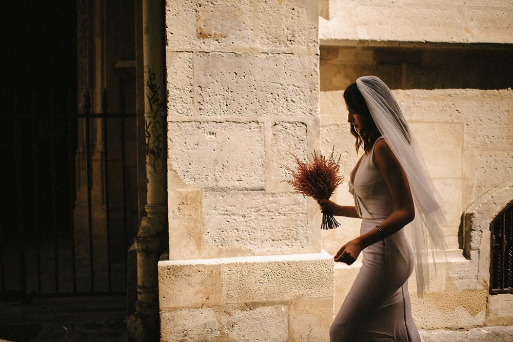 wedding in le marais paris