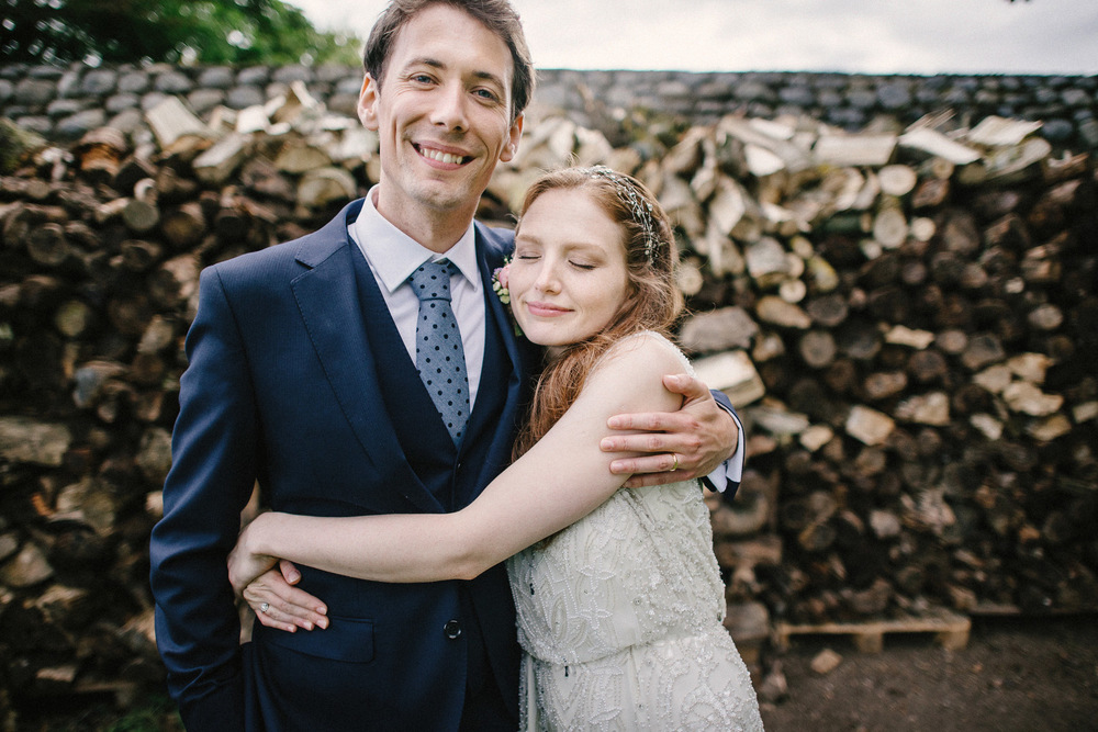 Ballymagarvey Village wedding portraits