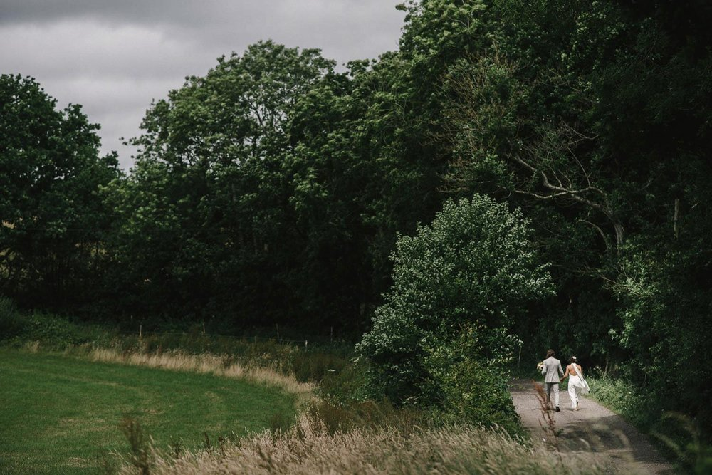 farm wedding england