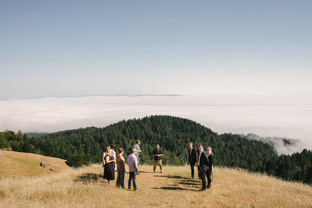 Tamalpais Documentary Wedding Photographer
