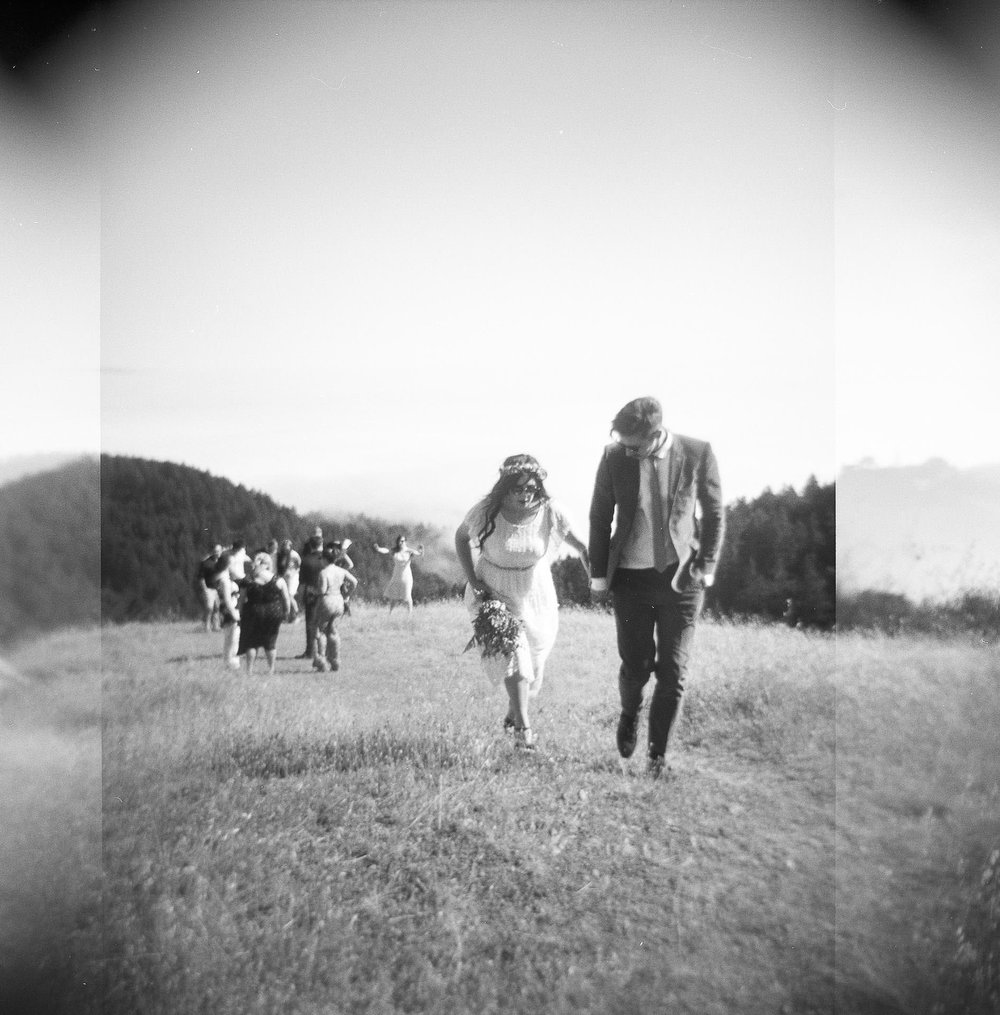 Holga Wedding photographer Film