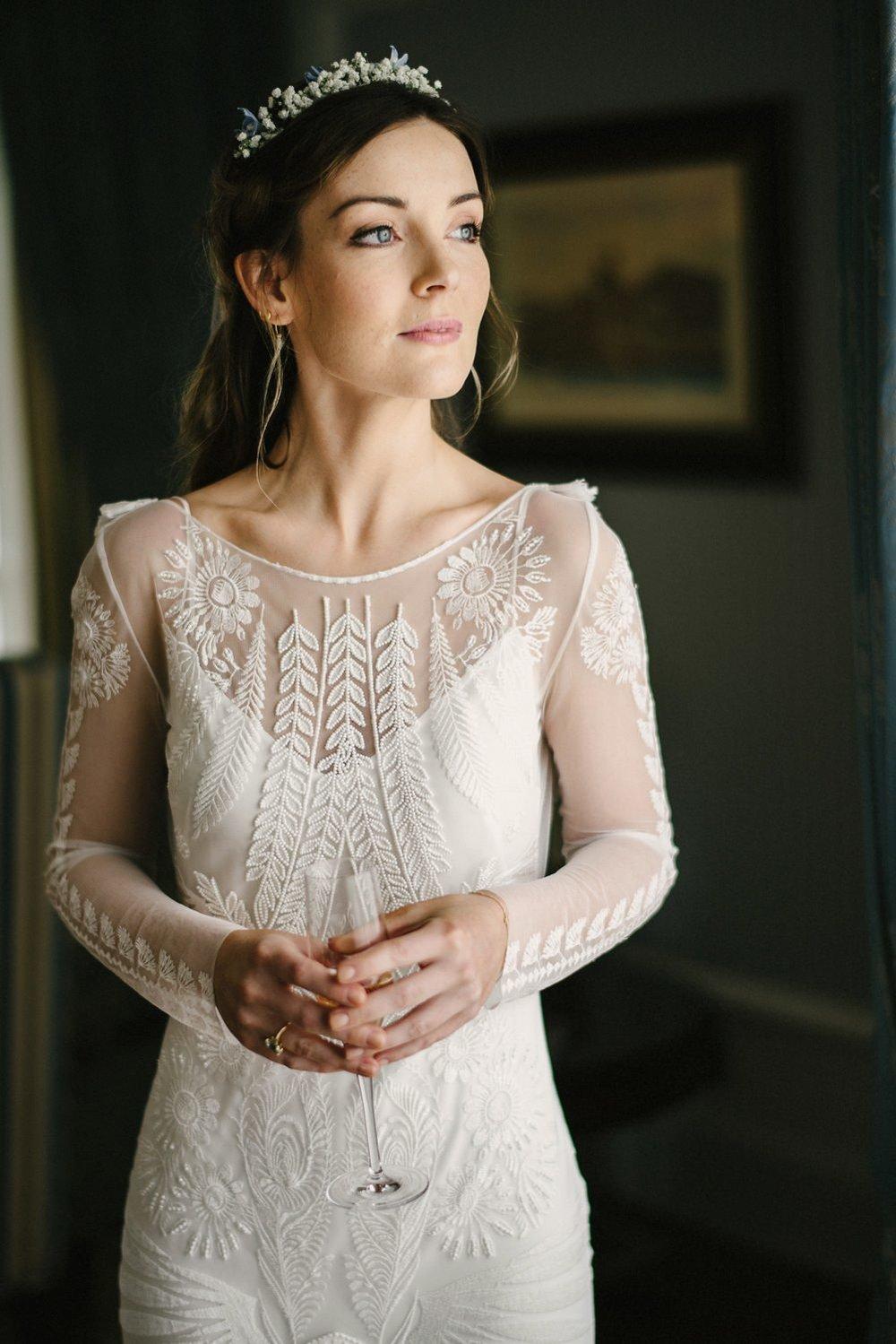 Rue De Seine Bridal luca gown