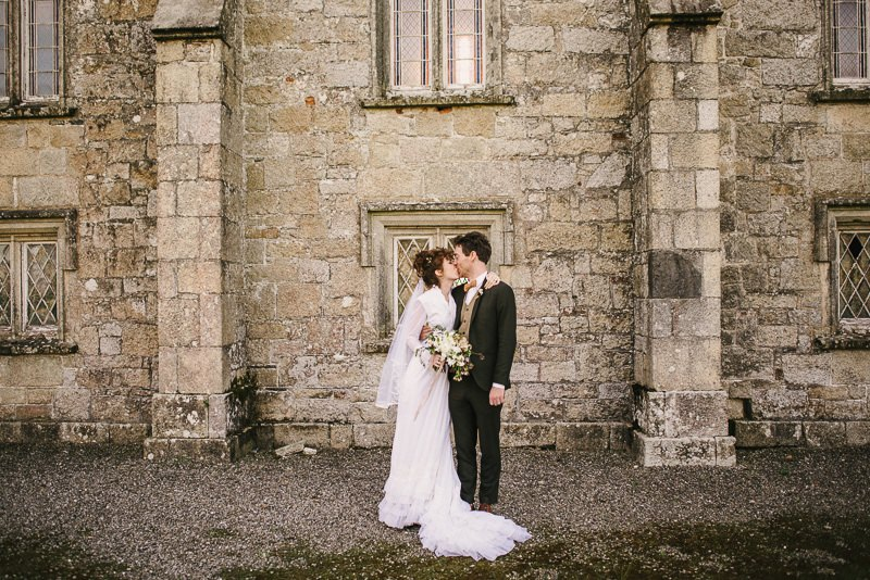borris house wedding photo