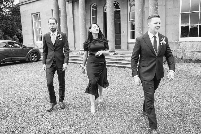 Drenagh House Wedding