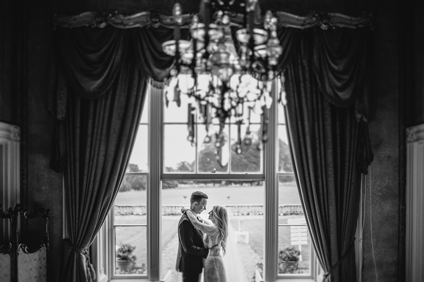 wedding portraits at drenagh house