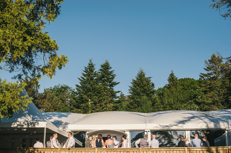 Beech Hill Country House Marquee Wedding