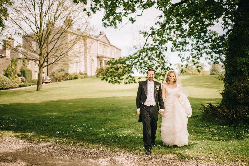 Clandeboye Estate & Courtyard Wedding Portraits