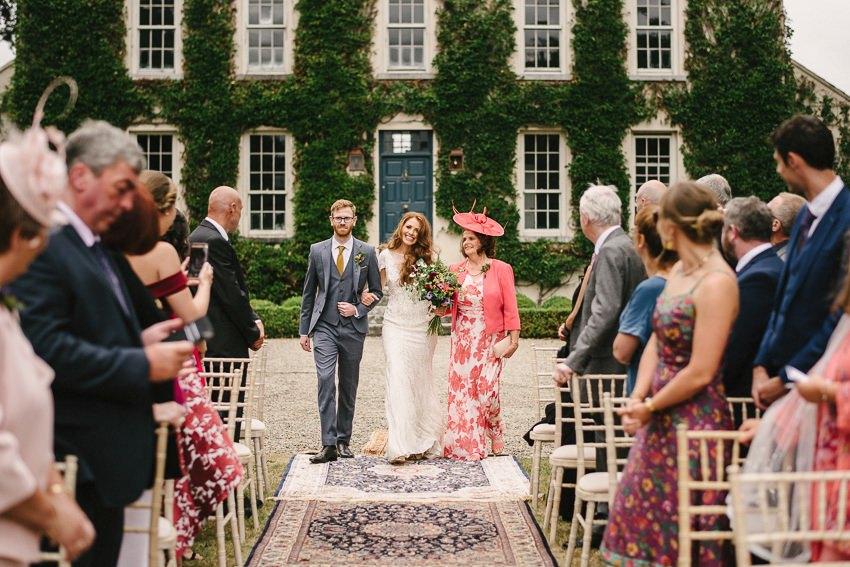 - Déirdre & Stephen's Ballintubbert Festival Wedding