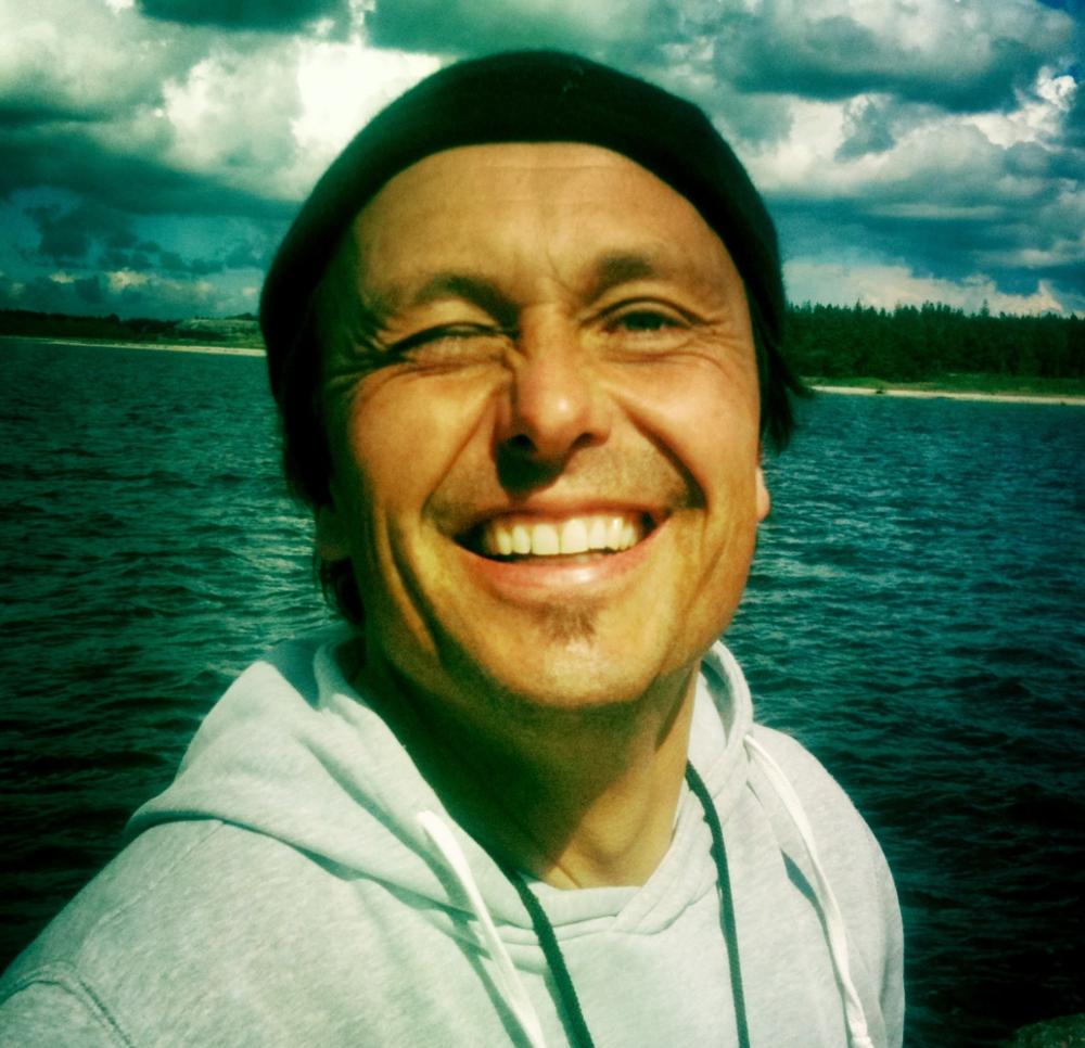 JOHAN HELLSTRÖM  - CO PRODUCER and PHOTOGRAPHER