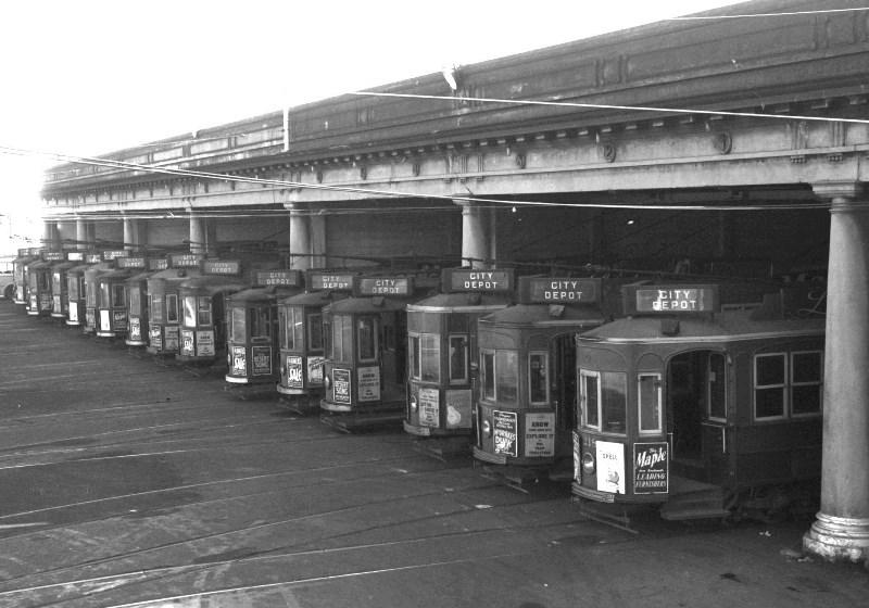 Gaunt Street Depot