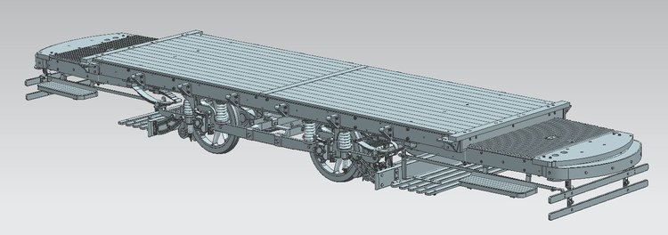 Cad Work Commences On Car 26 The Auckland Electric Tramways