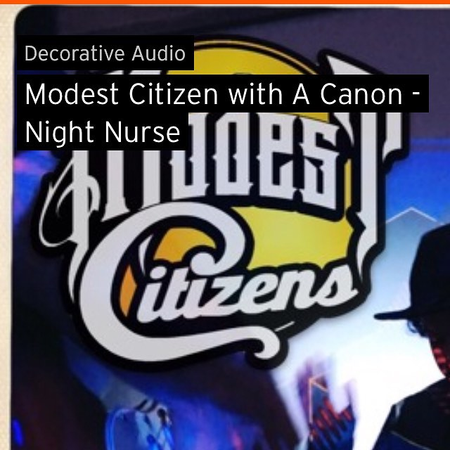 Take a listen to 'Night Nurse' a track from our latest EP! Link on our profile! @joeycaliiii @javsjrgarcia