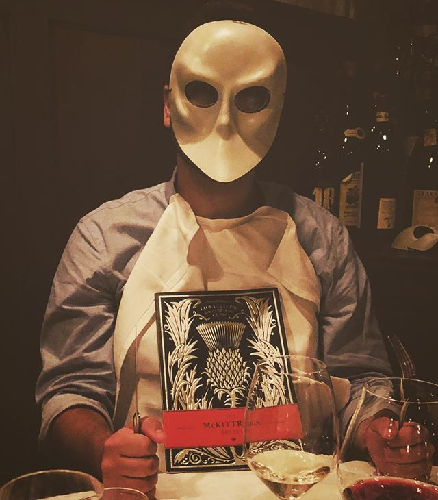 I enjoyed @sleepnomorenyc so much, I brought the experience to dinner.