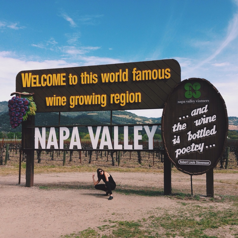 I am Napa's hype man.