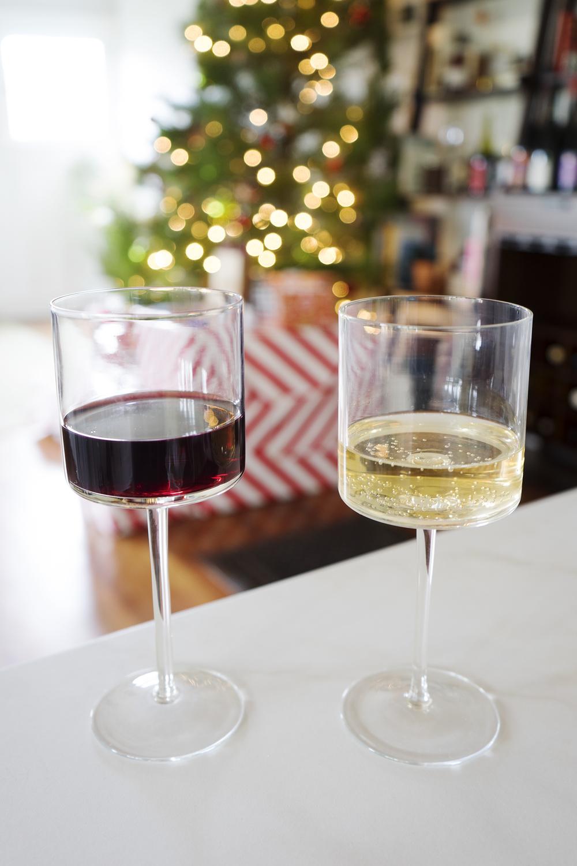 Calvin Klein Hampshire Red Wine Glasses