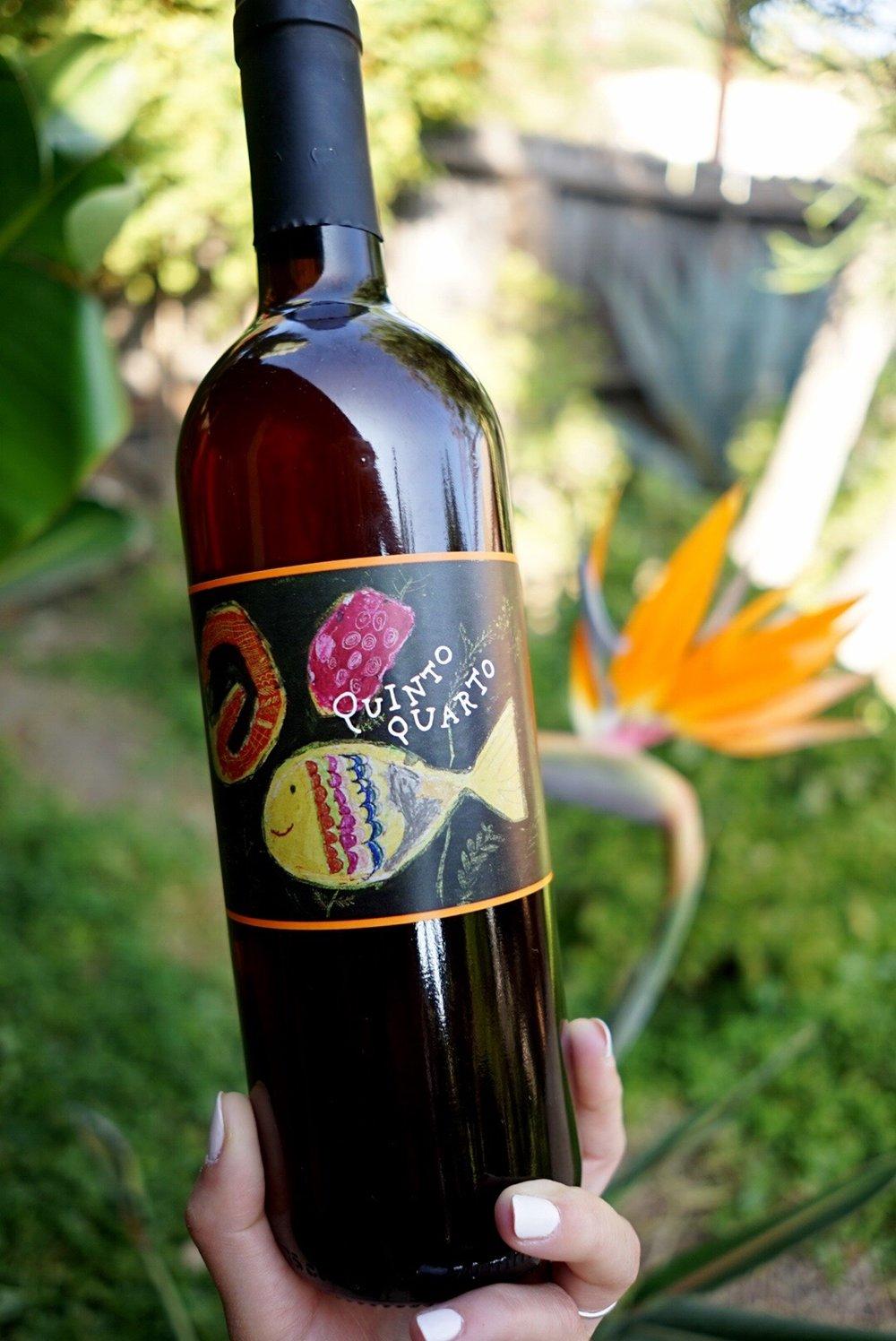 Terpin Quinto Quarto Pinot Grigio Marissa Ross