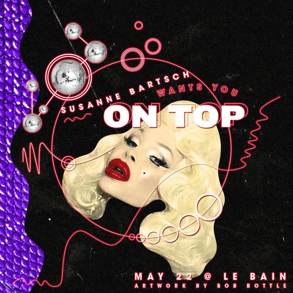 ON TOP! — BARTSCHLAND