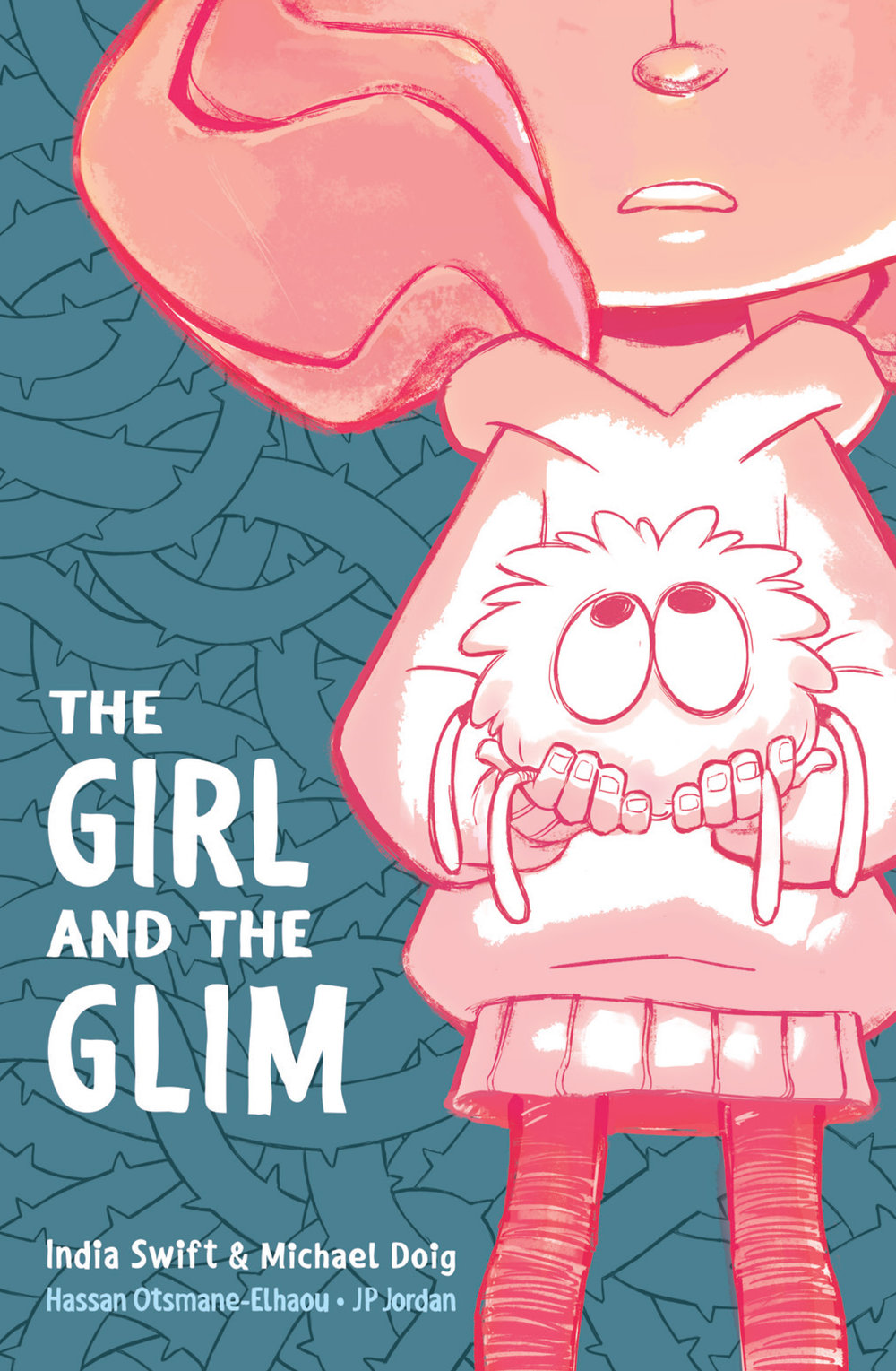 THE GIRL AND THE GLIM - 50 Page Full Colour Graphic Novella. Girl and the Glim follows Bridgette and is the firstpart ofa larger narrative which explores how fear can bring people together.