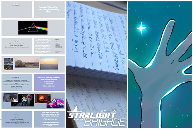 TWRP   STARLIGHT BRIGADE   01   HEART OF THE STORY — Doig