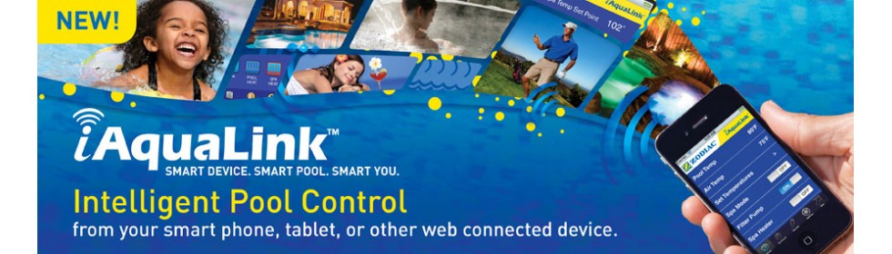Would you like to control your pool from anywhere? We can make it happen!