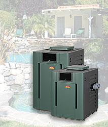 Extend the swimming season pool heaters explained - Swimming pool heat pump vs gas heater ...