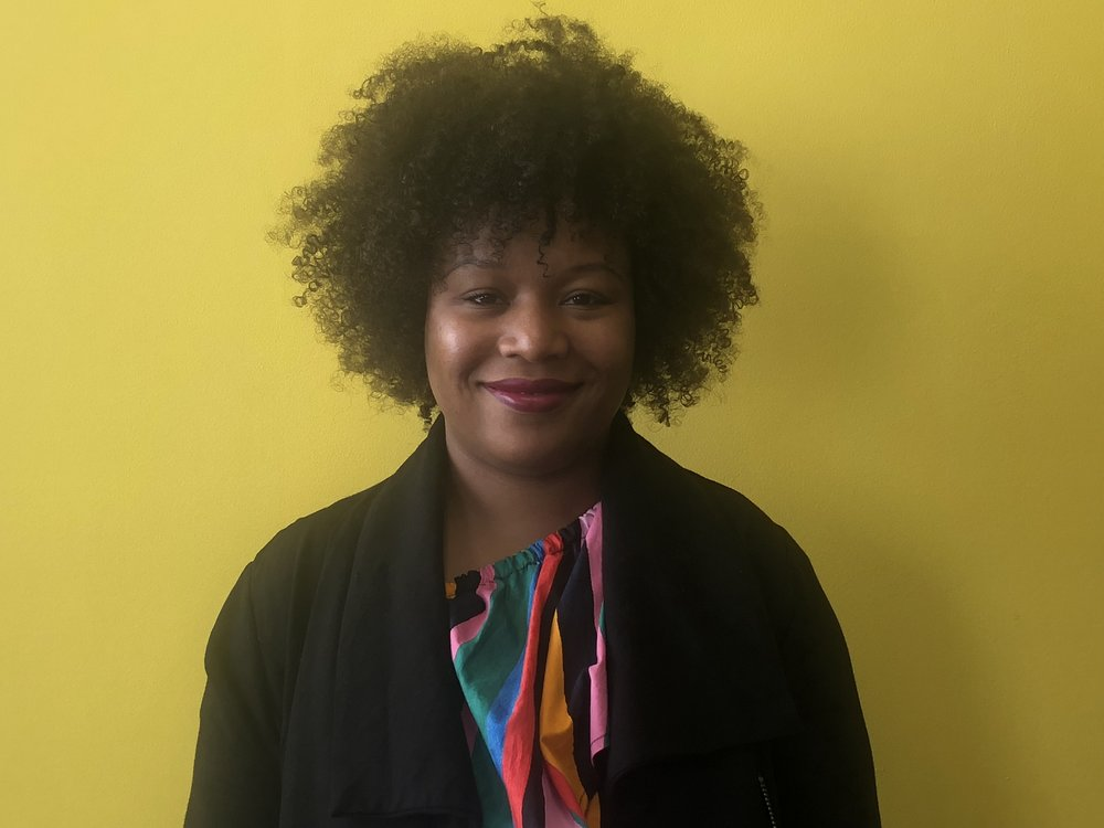 Why do you come to work at Root & Rebound every day?   I come to work every day at Root & Rebound to contribute to developing innovative and effective ways to fight racial, economic, and social injustice, and to amplify the voices of those who are directly and adversely impacted by systemic oppression.