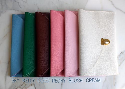 Classic Clutch Color Sheet