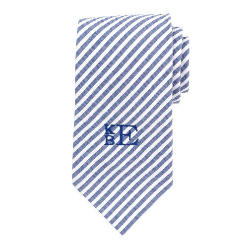 Going for a classic or outdoor theme at your wedding? These seersucker  ties  are perfect for your guy or his groomsmen!