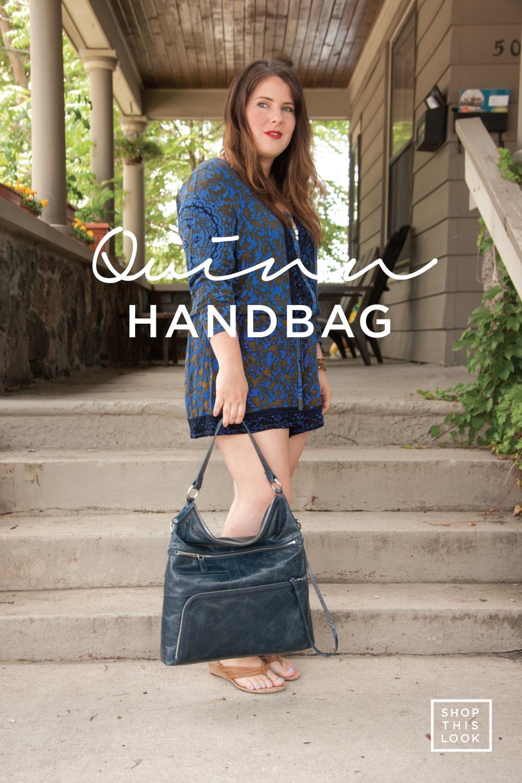 Quinn Handbag