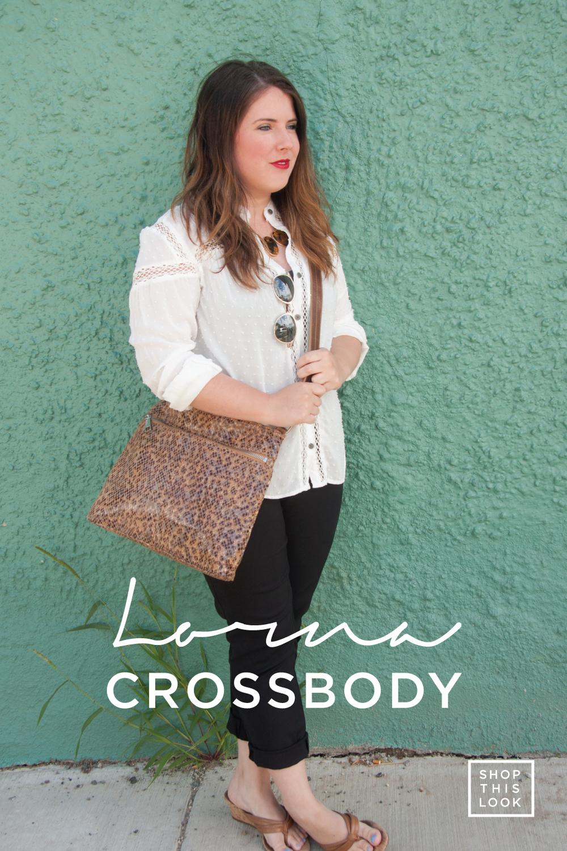 Lorna Crossbody