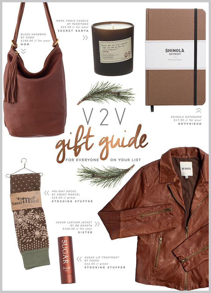 Chestnut Gift Guide