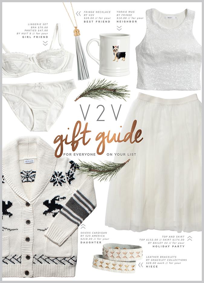 White Gift Guide