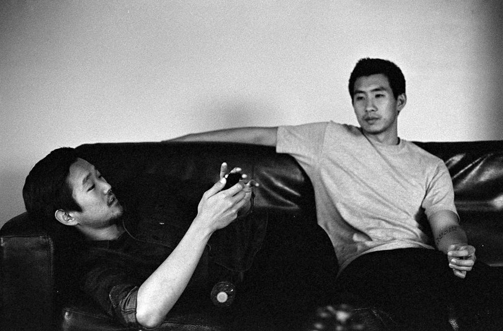 Daniel and Joe - 2013