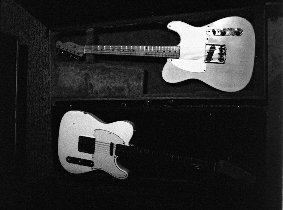 Built to Spill Guitars for our Debut Album - 2013