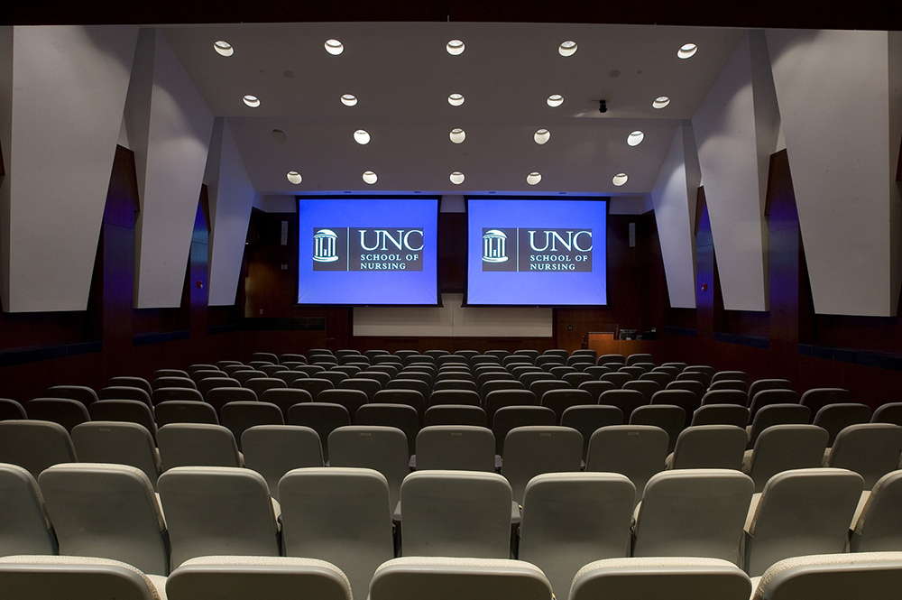 UNC School of Nursing - Auditorium