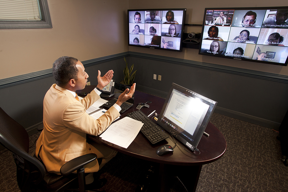 NC Central University Law School – Virtual Classroom