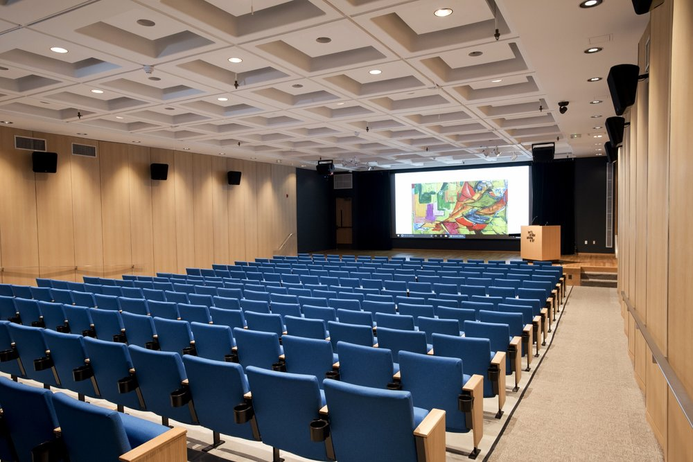 North Carolina Museum of Art - Auditorium