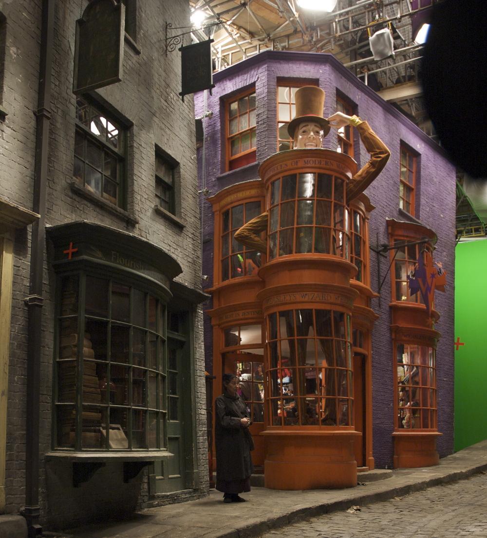 Weasley Wizard Wheezes Joke Shop