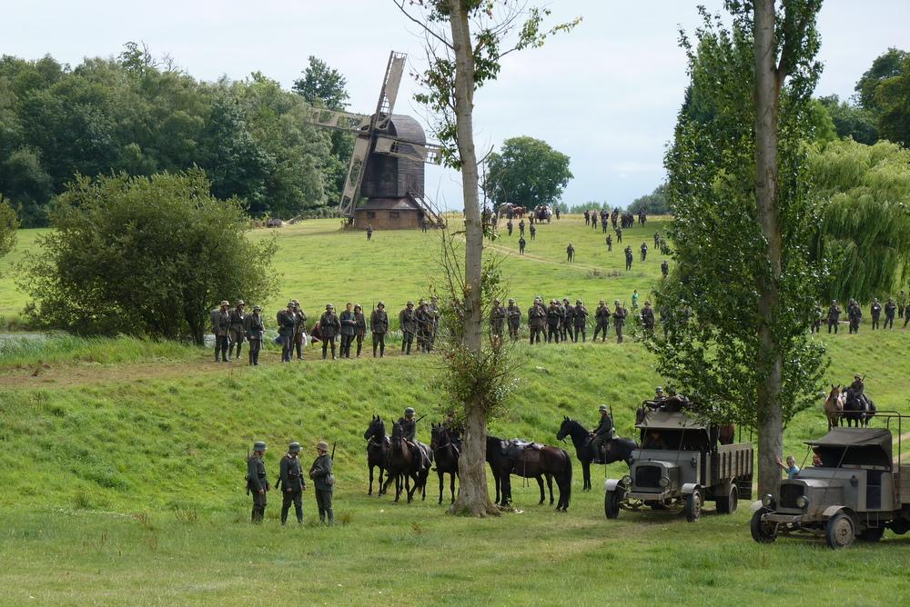 French Windmill Set