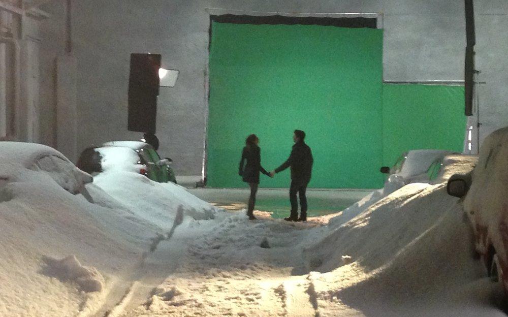 Final Shot - Snow Scene